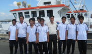 Xuất khẩu lao động là thuyền viên còn nhiều khó khăn