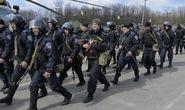 Mỹ khen chiến dịch quân sự của Ukraine