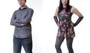 Kỳ lạ người có hai giới tính ở Anh
