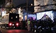 Hàng trăm cảnh sát phục kích vũ trường