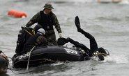 Vụ chìm tàu Hàn Quốc: Số người chết tăng lên 58