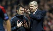 HLV Wenger: Trọng tài đã định đoạt trận đấu