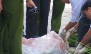 Phát hiện xác chết trong bao tải ven đường