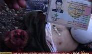 IS bắn hạ chiến đấu cơ Syria, bêu hình phi công tử nạn lên mạng