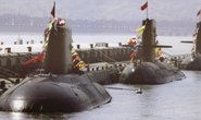 """Tàu ngầm hạt nhân của Trung Quốc chạy ồn như máy cày"""""""
