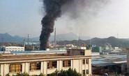 Trung Quốc: Lại nổ nhà máy hóa chất