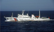 Nhật tố tàu Trung Quốc mang pháo vào Senkaku