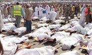 Giẫm đạp bên ngoài Thánh địa Mecca, 717 người thiệt mạng