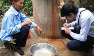 Hàng chục năm dùng nước nhiễm độc