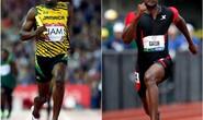 """Justin Gatlin thách thức """"tia chớp"""" Usain Bolt"""