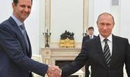 Chuyến đi bất ngờ của tổng thống Syria