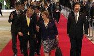 Biển Đông nóng tại hội nghị APEC, ASEAN
