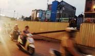 Rơi thanh sắt đường sắt trên cao: Cấm cửa nhà thầu phụ Inceco 1 năm