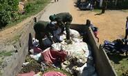 Người dân tự nguyện giao nộp 10 tấn quặng vàng