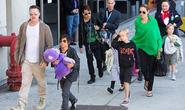Hé lộ cách nuôi con của Angelina Jolie và Brad Pitt
