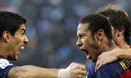 """Suarez chào đón Barcelona 100"""" bằng kỷ lục khó tin"""