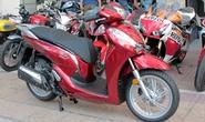 Đập hộp Honda SH 2015 hơn 300 triệu đồng đầu tiên về Việt Nam