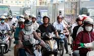 Đề xuất dừng thu phí xe máy