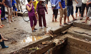 Quảng Ninh: Mưa lớn, 2 người bị nước cuốn trôi