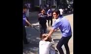 Bảo vệ Bệnh viện Đa khoa Quảng Ngãi đánh người