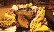 Ấn Độ: Hàng trăm người chết vì giá rét