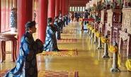 Nghi lễ Tết Huế (*): Hư bóng Tết hoàng tộc