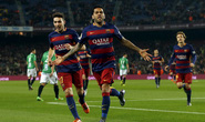 Barcelona thắng to, Real Madrid lo… bị loại