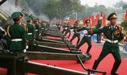 Sẽ bắn 21 phát đại bác trong lễ mít tinh 2-9 năm nay