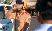 Ngưng việc vì quay clip CSGT: Sở GTVT khẳng định chưa lên tiếng!