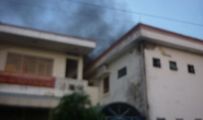 Bình Định: Cháy Phòng Quản lý Đô thị huyện Hoài Nhơn