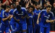 Chelsea vượt khó, Arsenal thua to