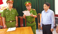 Nguyên Chủ tịch UBND huyện Kỳ Anh bị khởi tố