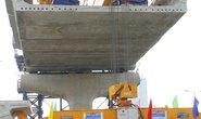 Lắp đặt dầm cầu tuyến đường sắt đô thị số 1
