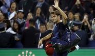 Đương kim vô địch Federer bị loại ngay trận ra quân