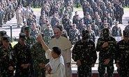 Philippines căng thẳng vì chuyến thăm của Giáo hoàng