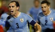 Argentina chưa biết thắng, Uruguay đứng đầu Nam Mỹ