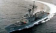 Tàu khu trục nhỏ cuối cùng của Mỹ sắp nghỉ hưu