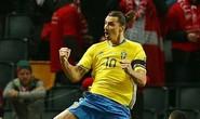 Ibrahimovic ghi bàn, Thụy Điển thắng nhẹ Đan Mạch