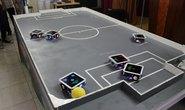 Trường ĐH Việt Đức vô địch thi lập trình robot đá bóng
