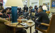 """Tổng thống Obama bị tòa án """"bó tay"""""""