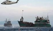 Thái Lan đẩy qua, Malaysia đẩy lại, hàng ngàn di dân mỏi mòn
