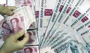 Nga không ngại đồng nhân dân tệ giảm giá