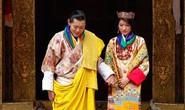 Quốc vương Bhutan sắp có con trai đầu lòng