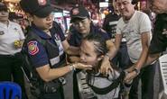 Bị bắt, nữ đạo chích Trung Quốc giả làm người Nhật