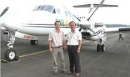 Bầu Đức tính bán King Air 350, tậu phản lực cơ Legacy 600