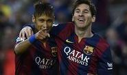 Barcelona bội thu giải thưởng hằng năm của La Liga