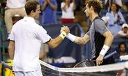 Andy Murray bị loại sớm trận ra quân Citi Open