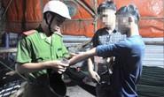 Truy quét người nghiện ở quận Thủ Đức