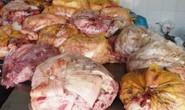 Hơn 200 kg nội tạng, chân trâu bò thối sắp lên bàn nhậu