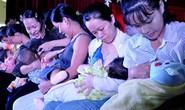 Lao động nữ nuôi con nhỏ được về sớm